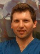 Dr n. med. Rafał Nieckarz, specjalista otolaryngolog