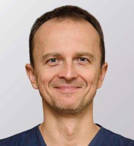 Dr n. med. Przemysław Dudek, specjalista urologii