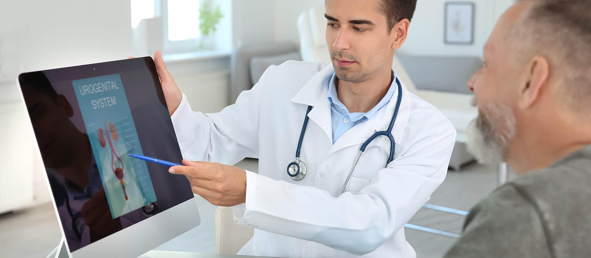 Najczęstsze męskie choroby urologiczne