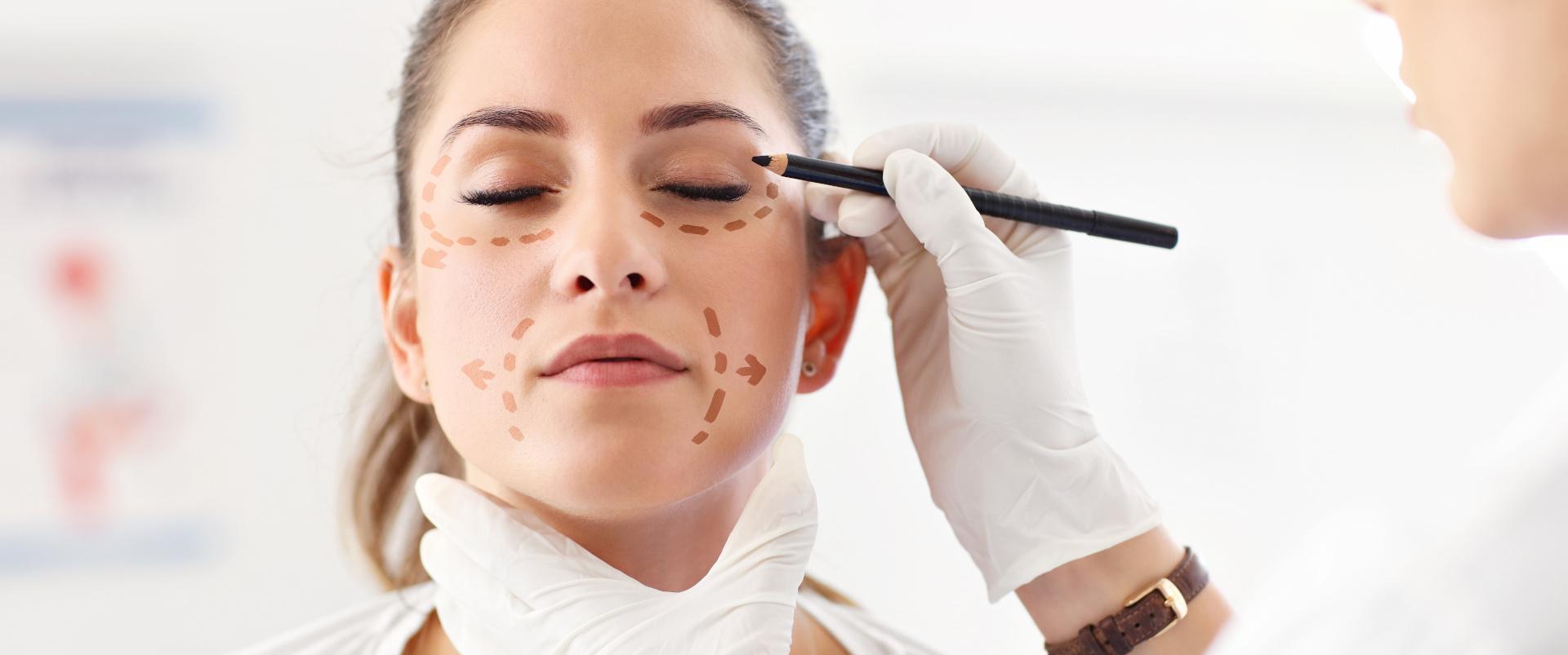 Autologiczny przeszczep tłuszczu - modelowanie twarzy