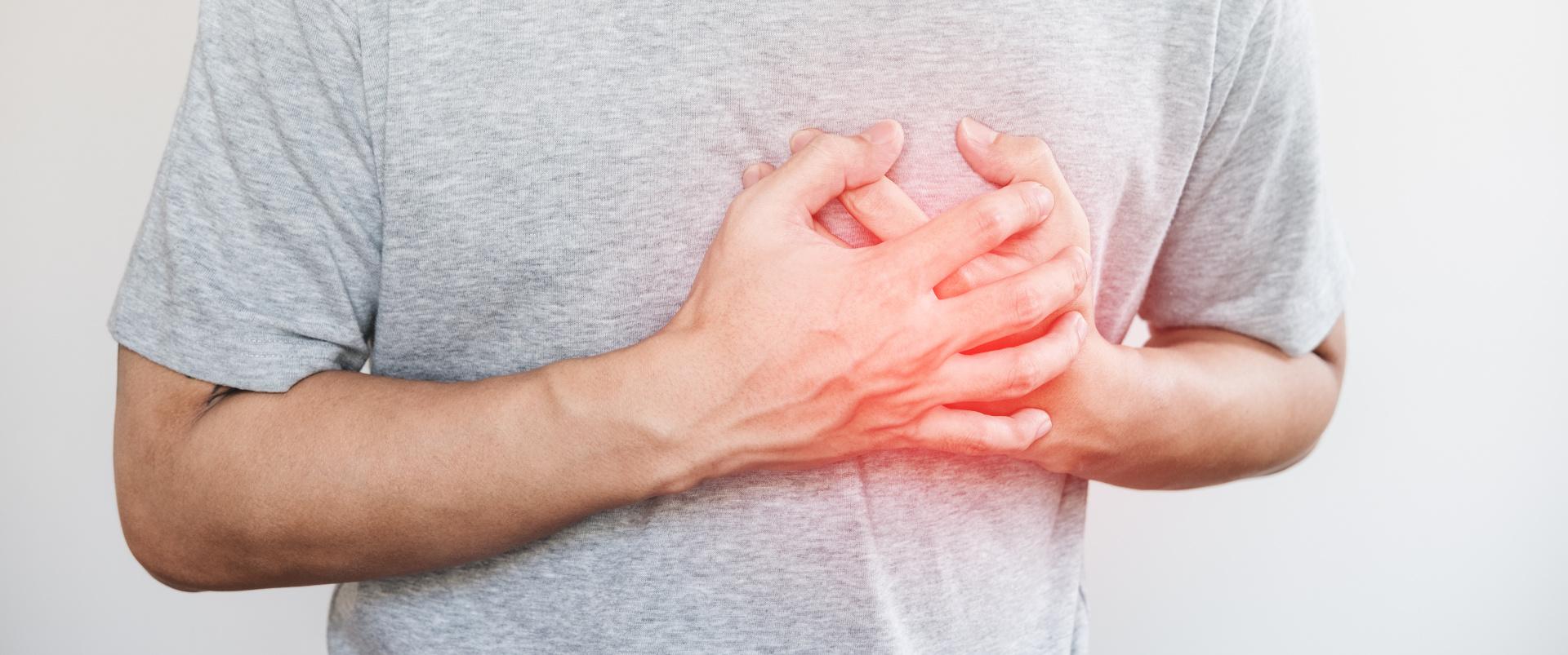 Kołatanie serca - palpitacje serca